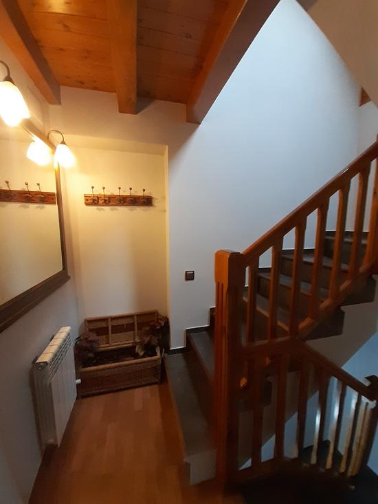 Escalera de Casa en 1ªPlanta